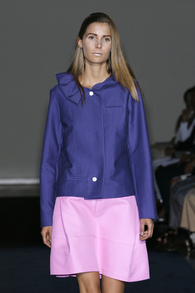Robert Musso at Milan Spring 2009