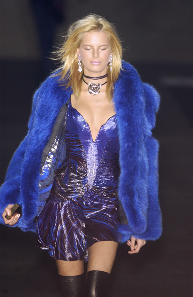 Roberto Cavalli at Milan Fall 2003