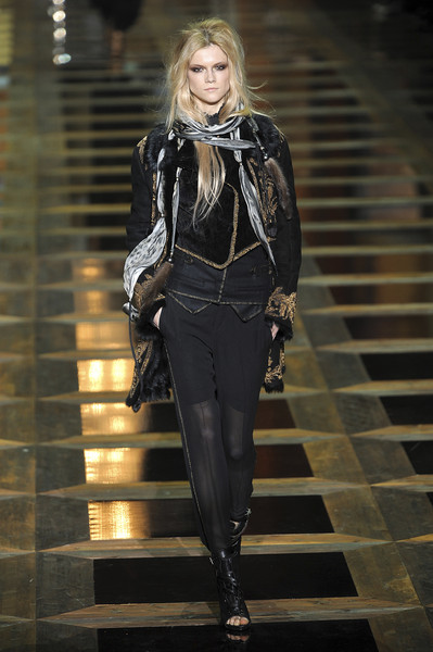 Roberto Cavalli at Milan Fall 2010