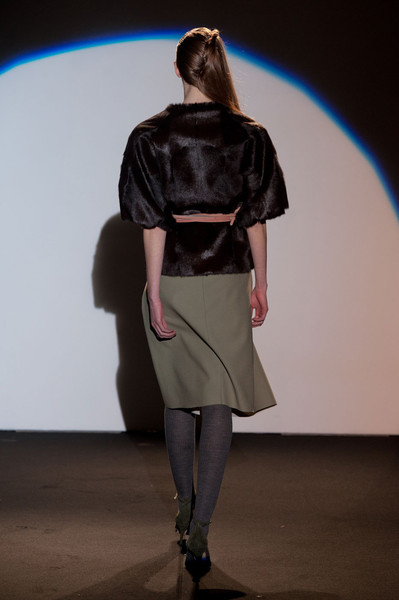 Roberto Musso at Milan Fall 2012
