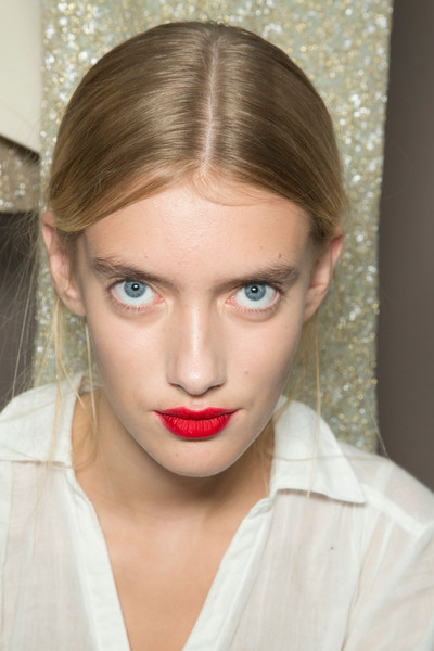 Rochas at Paris Spring 2013 (Backstage)