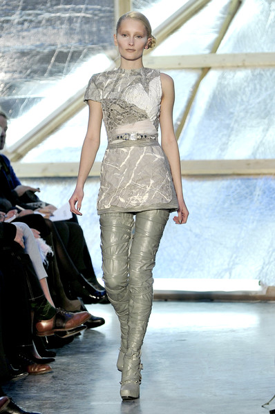 Rodarte at New York Fall 2009
