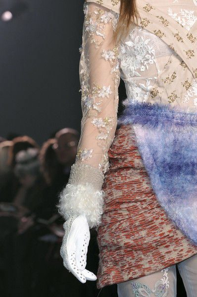 Rodarte at New York Fall 2010 (Details)