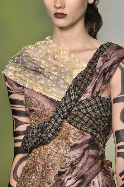 Rodarte at New York Spring 2010 (Details)