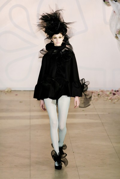 Roksanda Ilincic at London Fall 2007