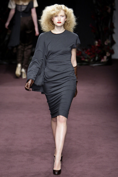 Roksanda Ilincic at London Fall 2010