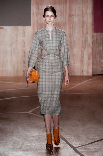 Roksanda Ilincic at London Fall 2013