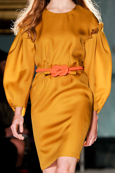 Roksanda Ilincic at London Spring 2012 (Details)