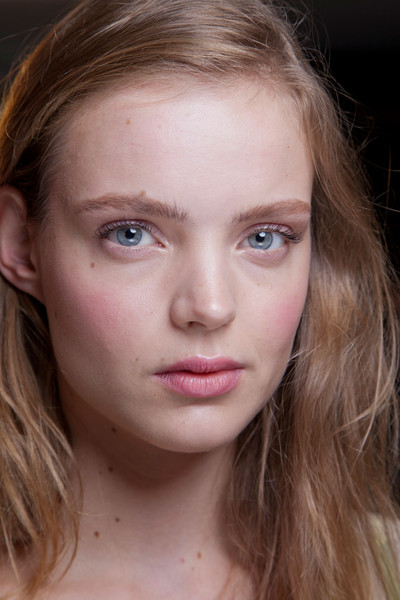 Roksanda Ilincic at London Spring 2013 (Backstage)