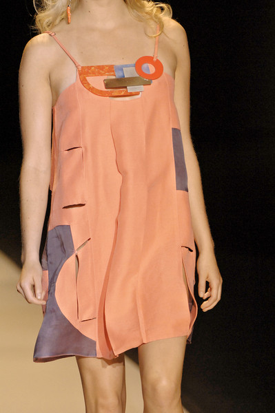 Rosa Cha at New York Spring 2008 (Details)