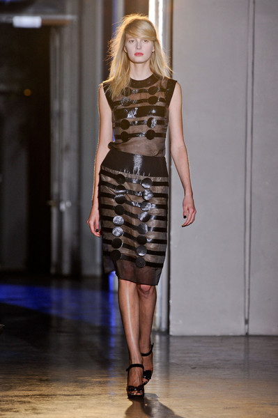 Rue du Mail at Paris Spring 2013