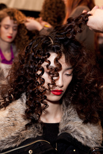 Ruffian at New York Fall 2012 (Backstage)