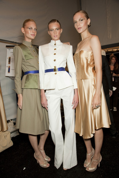 Ruffian at New York Spring 2011 (Backstage)