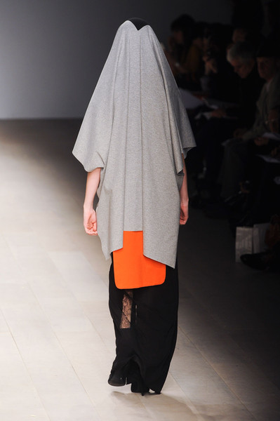 Sabina Bryntesson at London Fall 2012