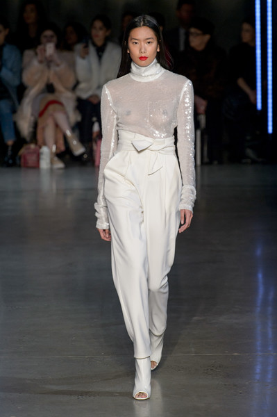 Sally LaPointe at New York Fall 2018