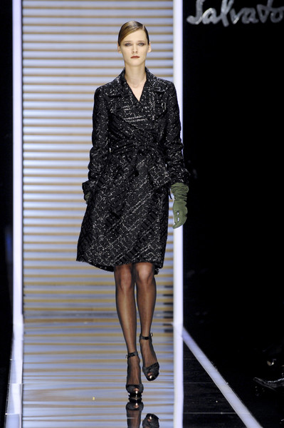 Salvatore Ferragamo at Milan Fall 2007