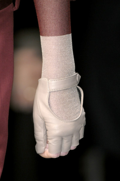 Salvatore Ferragamo at Milan Fall 2009 (Details)