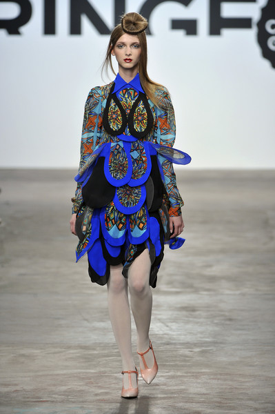 Sarah Easom at London Spring 2009
