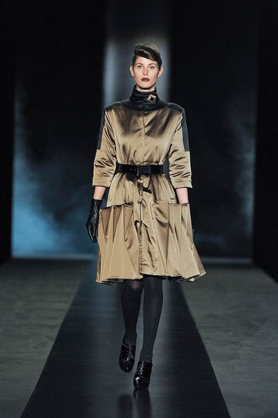 Sergei Grinko at Milan Fall 2012