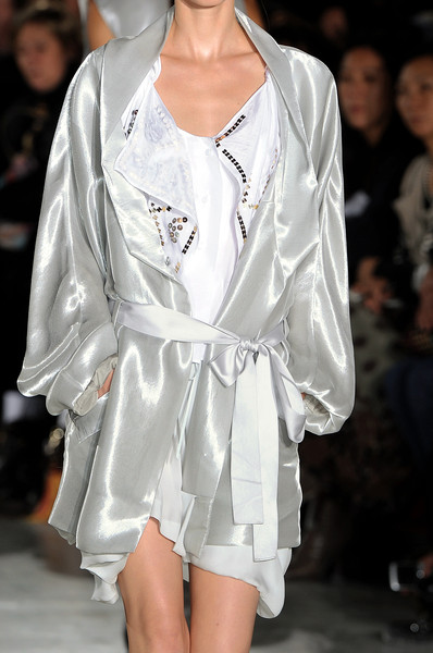 Sharon Wauchob at Paris Spring 2009 (Details)