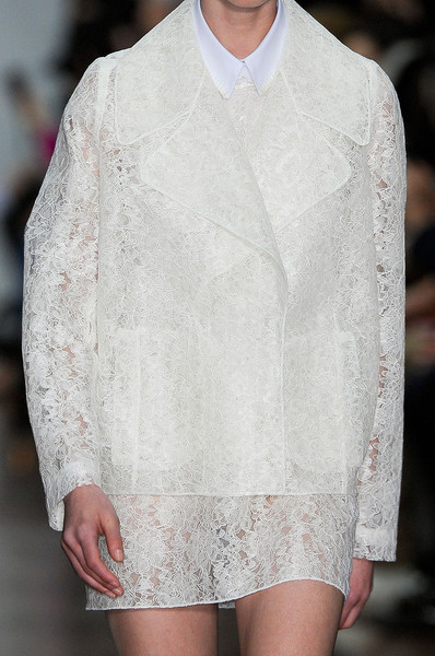 Simone Rocha at London Fall 2012 (Details)
