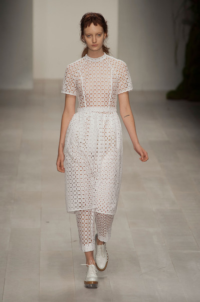 Simone Rocha at London Spring 2013