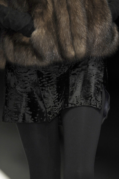 Simonetta Ravizza at Milan Fall 2006 (Details)
