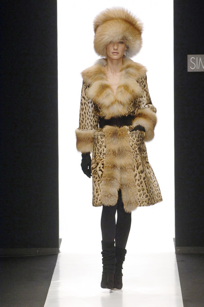 Simonetta Ravizza at Milan Fall 2006