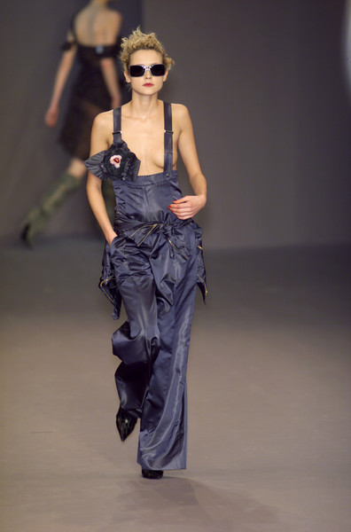 Sonia Rykiel at Paris Fall 2001