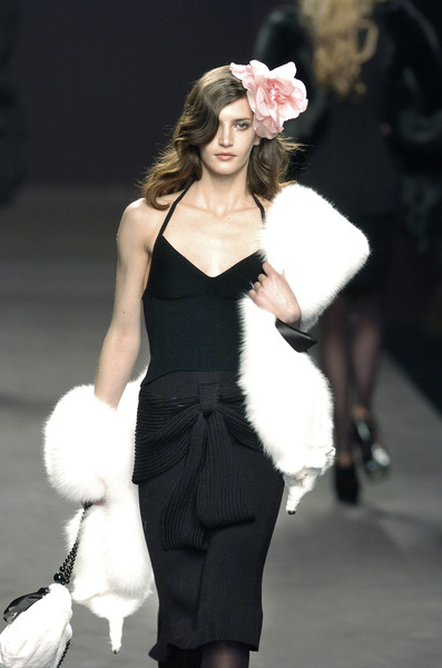 Sonia Rykiel at Paris Fall 2004