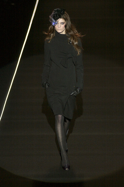 Sonia Rykiel at Paris Fall 2005