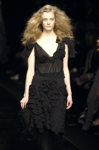 Sonia Rykiel at Paris Fall 2006