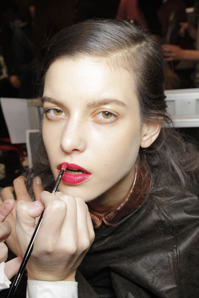 Sonia Rykiel at Paris Fall 2011 (Backstage)
