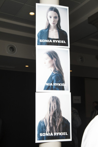 Sonia Rykiel at Paris Fall 2014 (Backstage)