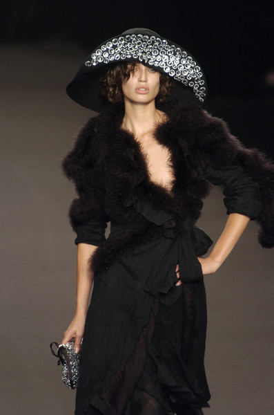 Sonia Rykiel at Paris Spring 2005