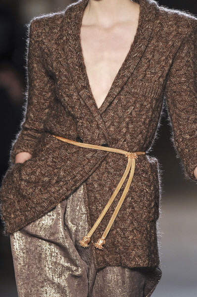 Sophia Kokosalaki at Paris Fall 2010 (Details)