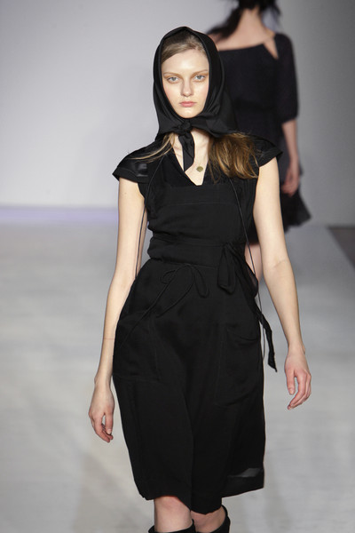 Sophie Theallet at New York Fall 2010