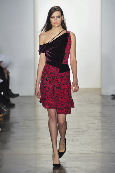 Sophie Theallet at New York Fall 2014