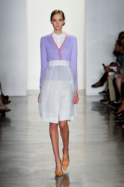 Sophie Theallet at New York Spring 2013