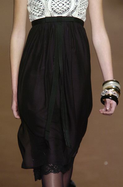 Sportmax at Milan Fall 2005 (Details)