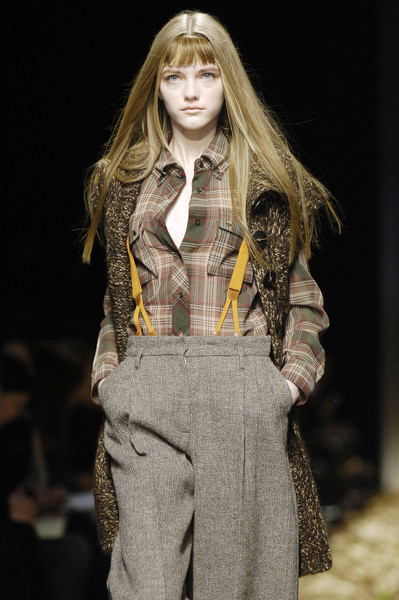 Sportmax at Milan Fall 2006