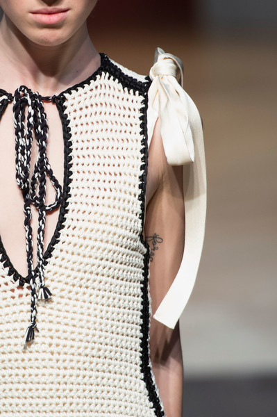 Sportmax at Milan Fall 2016 (Details)