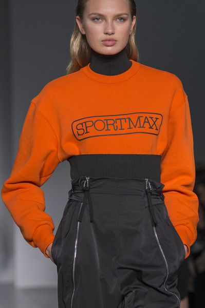 Sportmax at Milan Fall 2017 (Details)