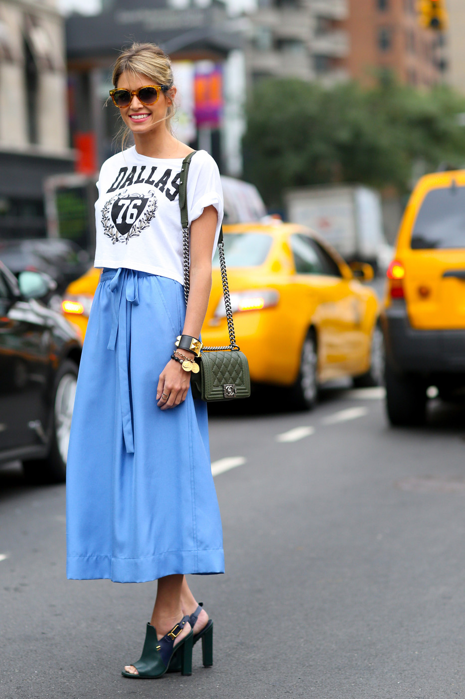 Dallas Best Street Style From New York Fashion Week Spring 2015 Livingly
