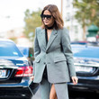 Hourglass Skirt Suit