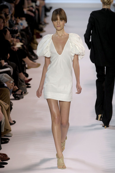 Stella McCartney at Paris Spring 2007