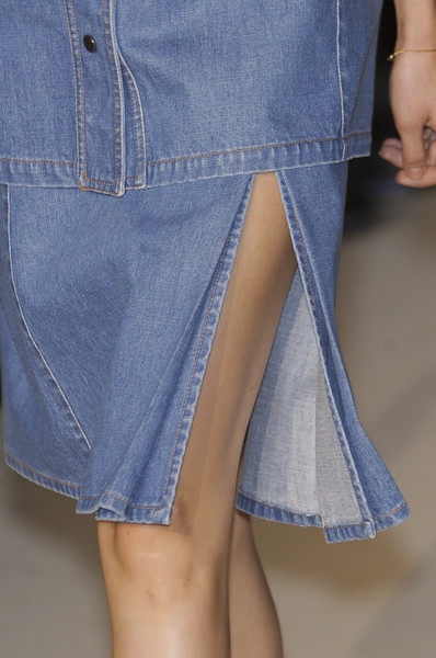 Stella McCartney at Paris Spring 2011 (Details)