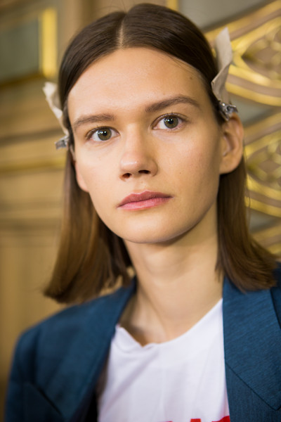 Stella McCartney at Paris Spring 2018 (Backstage)