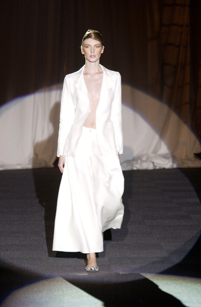 Stephan Janson at Milan Spring 2004 [fashion model,fashion,clothing,fashion show,fashion design,haute couture,runway,dress,event,gown,dress,stephan janson,fashion,fashion design,haute couture,runway,fashion week,model,milan fashion week,fashion show,stephan janson,milan fashion week,runway,fashion show,fashion design,fashion week,fashion,model,haute couture]