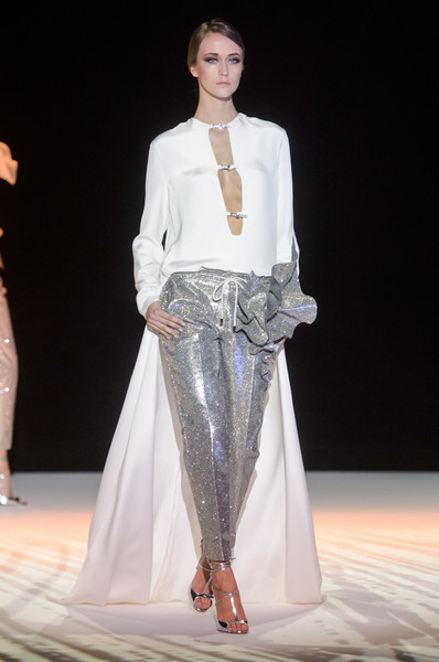 Stéphane Rolland at Couture Spring 2018